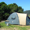 Camped at Matai Bay 02/2007