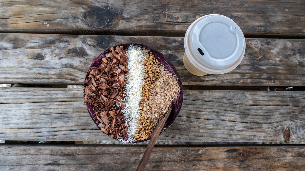 Dripping Bowl Wanaka - Acai smoothie bowl