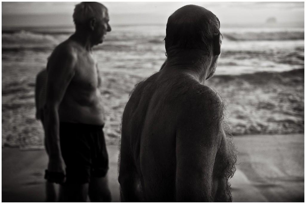 Hot Water Beach, 6.30am January 2016
