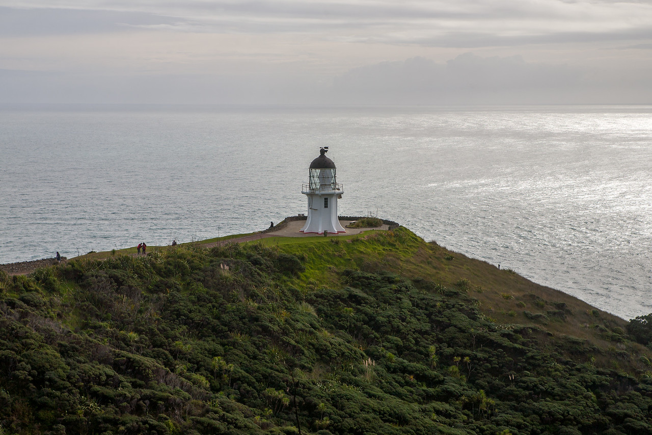 Light house at Cape Reinga, Nez Zealand