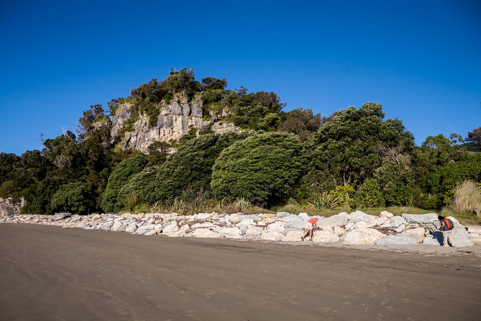 Tata Beach - Tarakohe, New Zealand