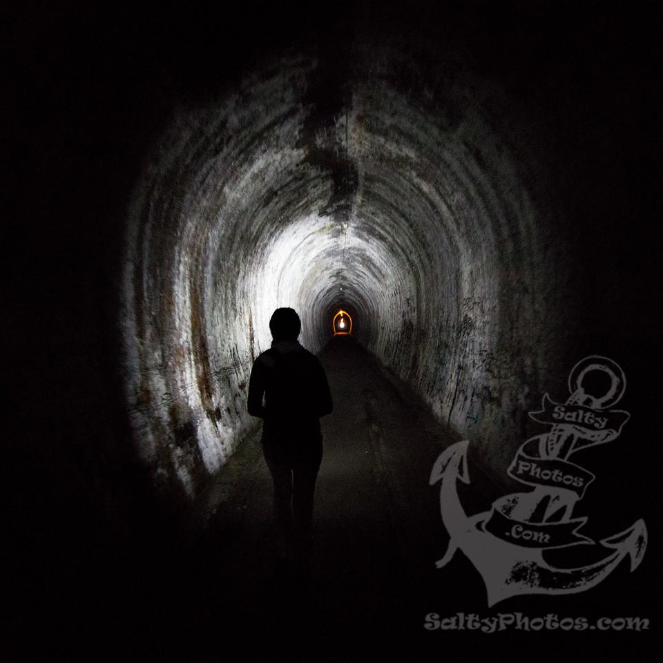 Karangahake Gorge Tunnel