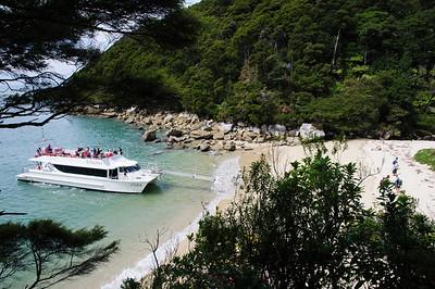 Able Tasman taxi