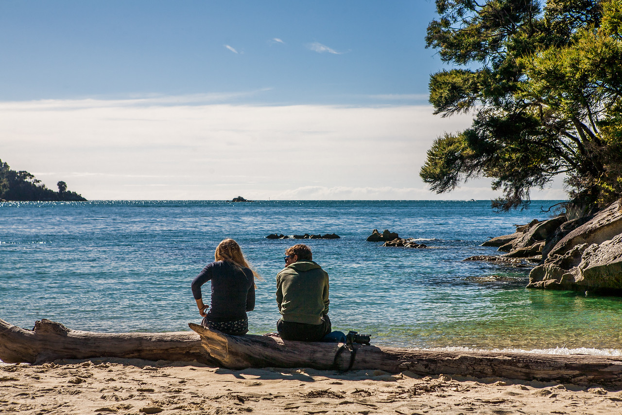 Torrent Bay, Tasman, New Zealand