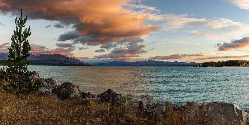 Lake Pukaki Sunrise