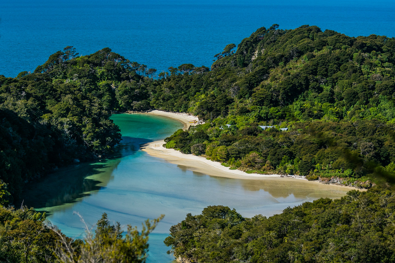 Torrent Bay, Tasman, New Zealand