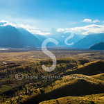 Rangitata River Valley