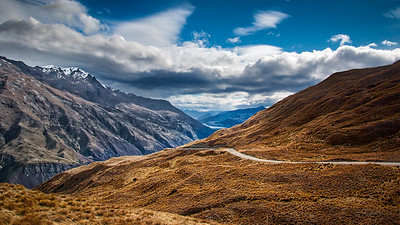 Down the Valley to Queenstown