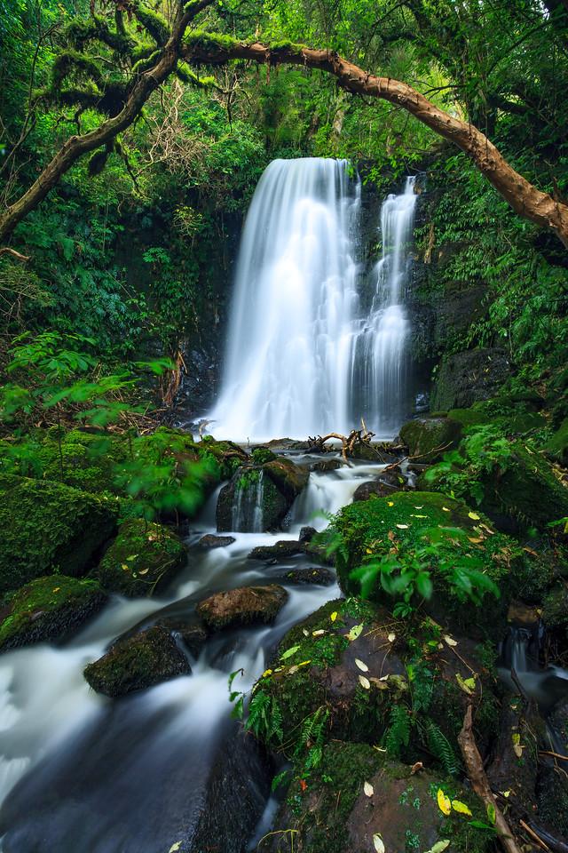 Matai Waterfalls
