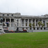 Next day, more rain and a tour through the Parliament.  Wellington is the Capital of New Zealand.