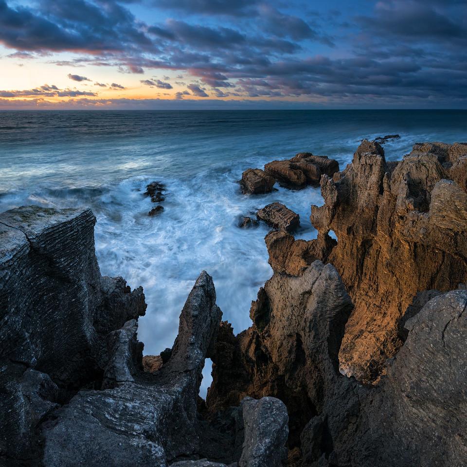 Pancake Rocks  |  South Island, New Zealand