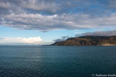 Dawn, Wellington Harbour