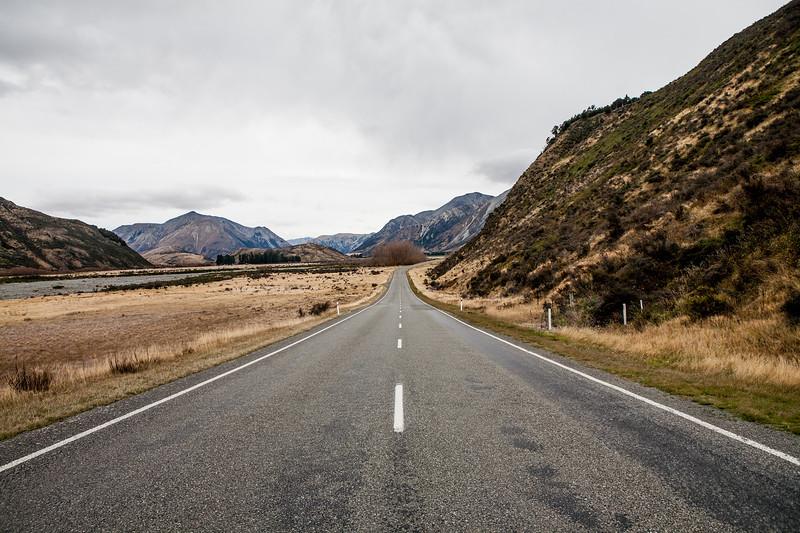 Arthur Pass, West Coast Road, New Zealand