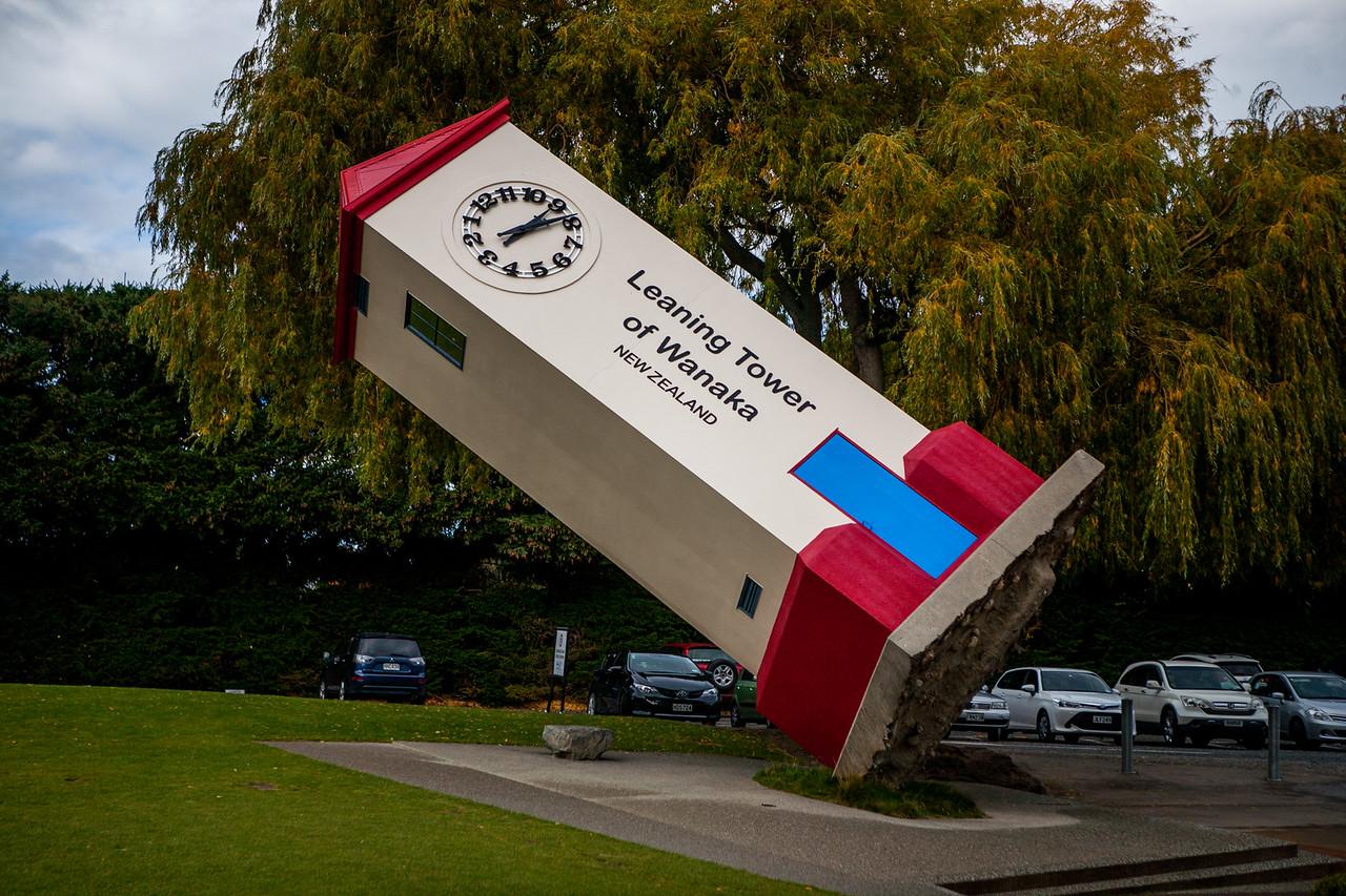 Puzzle World, Wanaka, New Zealand