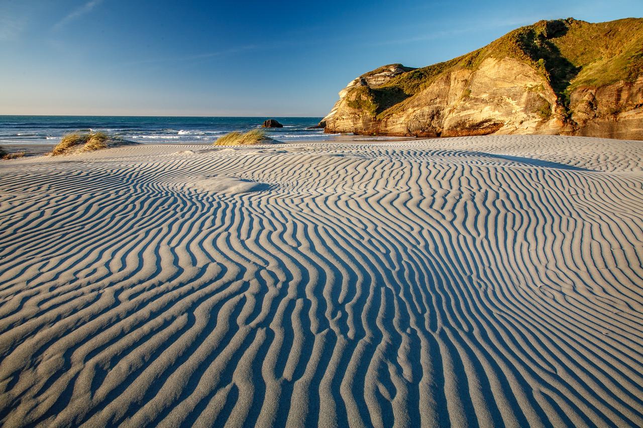 Wharariki Beach, Golden Bay