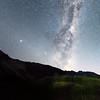 Milky Way; 11mm 20 ISO 10000 f/2.8