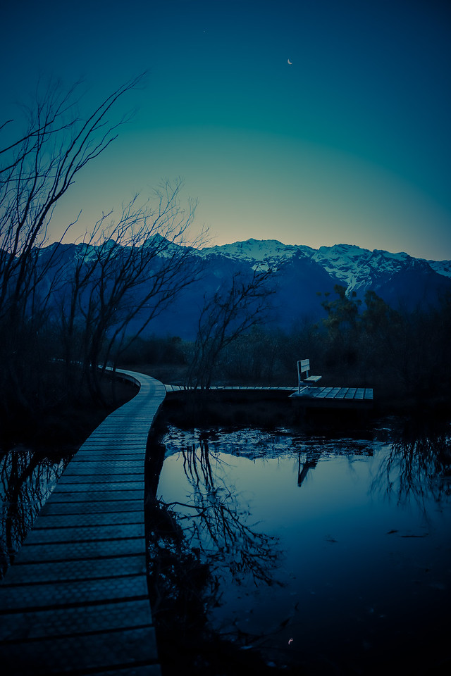 Glenorchy Boardwalk