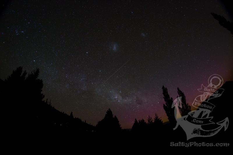 Southern Lights (Aurora Australis)