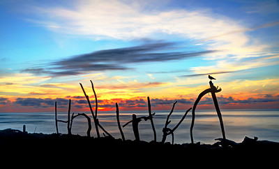 Hokitika Sunset