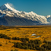 On the Road to Aoraki/Mt. Cook