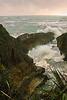 Angry Tasman Sea