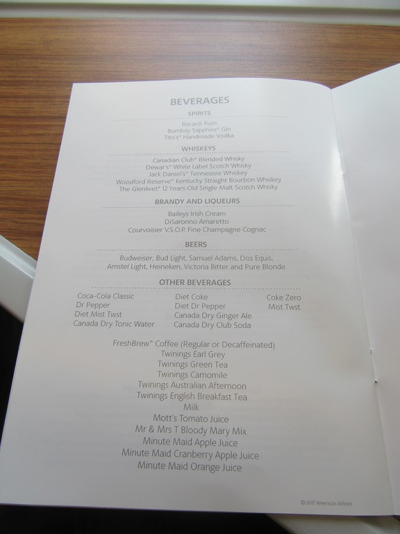 The All-Airline FT Menu Collection - Page 120 - FlyerTalk Forums