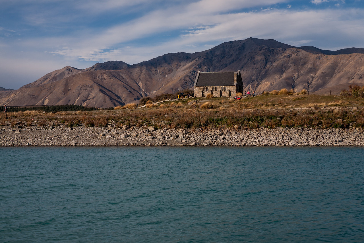Church of the God Shepherd, Lake Tekapo, New Zealand