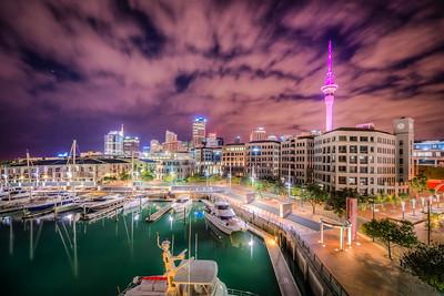 Bright Auckland