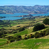 New Zealand, South Island, near Christchurch, Banks Penisula, Canterbury region, Akaroa, Kāi Tahu Māori for Long Harbour