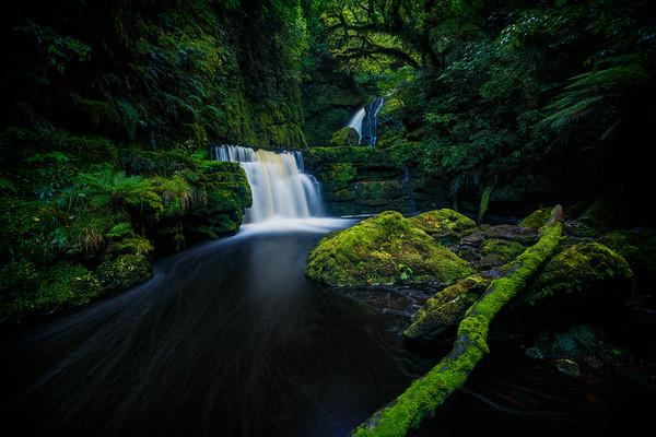 McLean Falls, Catlins