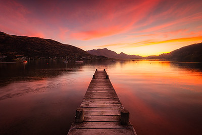 'A QUEENSTOWN GOODBYE'