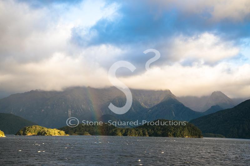 Rainbow Lake Manapouri