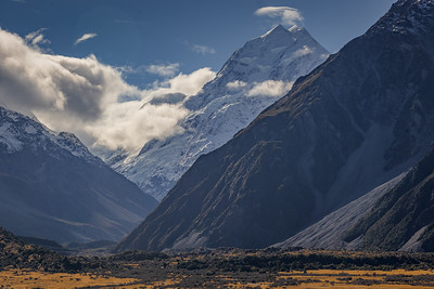 Aoraki (Mt. Cook) and the Hooker Valley