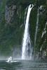 Falls At Milford Sound