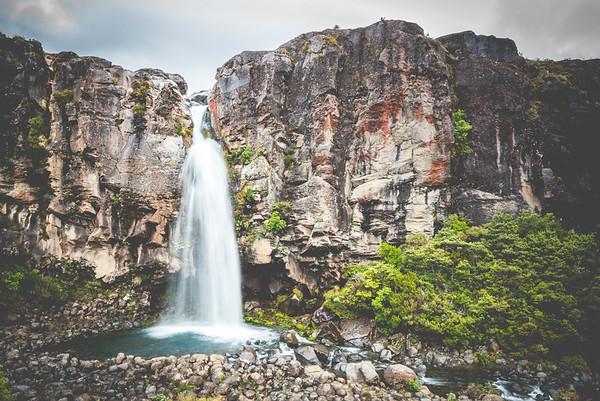 Taranaki Falls. Tongariro National Park, New Zealand. #tongarironationalpark #tongarirocrossing #tongariro #taranakifalls #Aotearoa #KiaOra #NZMustDo #PureNewZealand #TravelNewZealand #NewZealand #LonelyPlanet #WorldTravel #NZ #DiscoverNature #NatGeoCreative #NikonD750 #24mm #NewZealandFollow #NewZealandPics #IGersNewZealand @purenewzealand