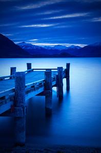 Lake Wanaka jetty
