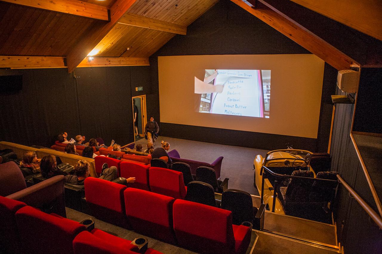 Cinema Paradiso, Wanaka, New Zealand