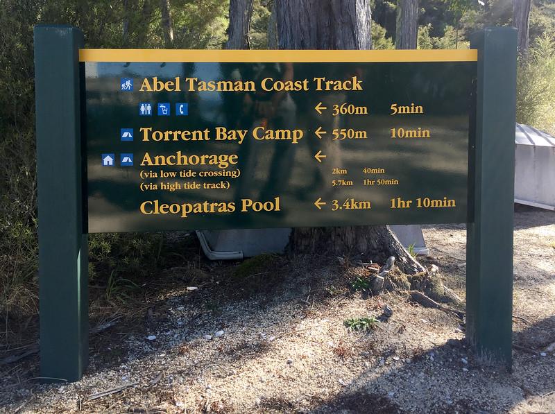 Torrent Bay, Abel Tasman National Park, New Zealand