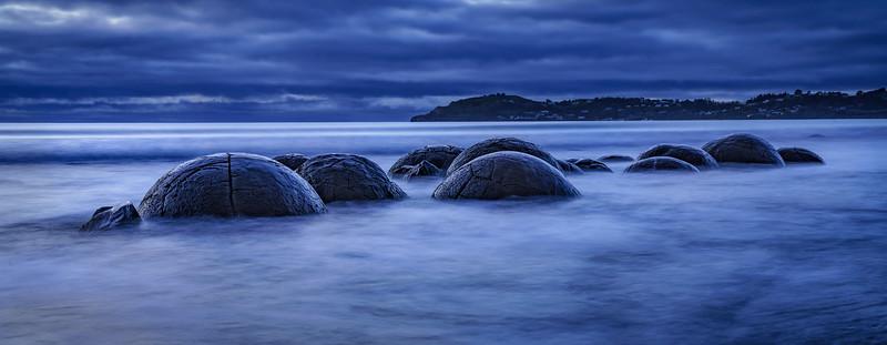 Moeraki Boulders II