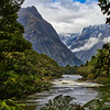 Along the Milford Track