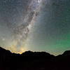 Milky Way; 13mm 25 ISO 10000 f/2.8