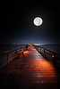 Naples Pier Supermoon 2017   3167