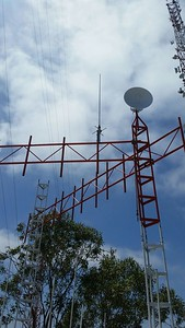 First UHF anytenna for club new 438.100 FM/Fusion system