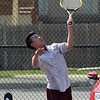 Lynn, Ma. 5-17-17. Lynn English first singles Andy Nguyen.