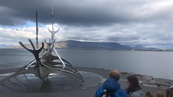 Reykjavik, Iceland2, August 2019.
