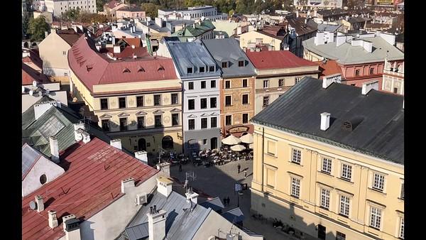 Lublin, Poland Oktober 2019.