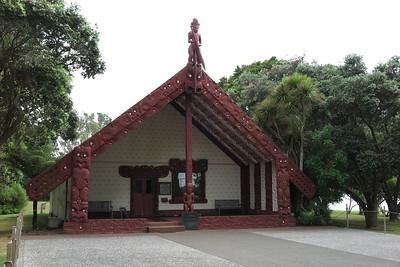 Marae, Waitangi Treaty Grounds