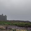 Portencross Castle Covered in Mist