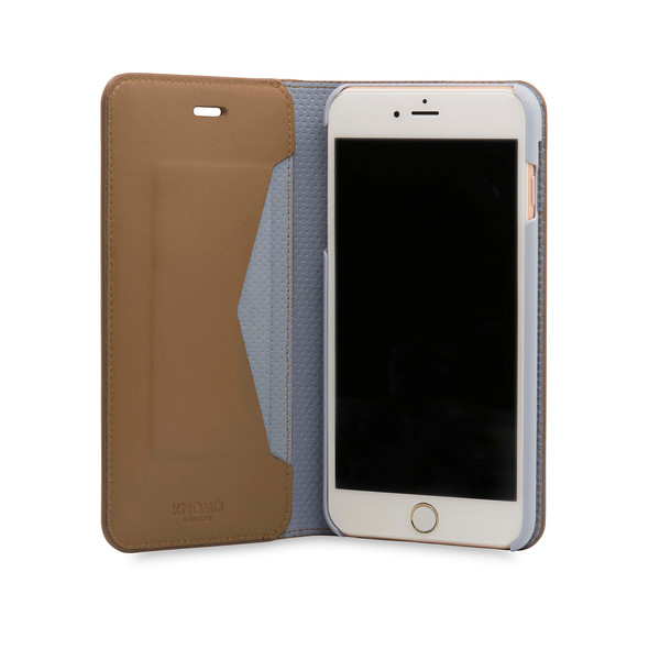 iPhone 7 Plus Premium Folio Caramel 90-973-CAR