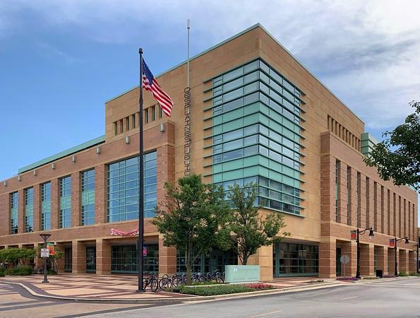 Des Plaines Public Library, Illinois